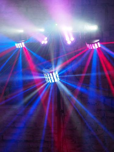 Flashlights Nachtleben Entertainment Party Veranstaltung Club Disco Bar Cocktailbar Strandbar Lounge ausgehen Feste & Feiern leuchten blau mehrfarbig violett