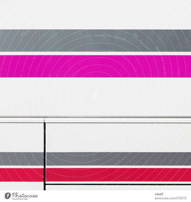 SUPER rot Farbe grau Linie Metall glänzend rosa elegant modern Ordnung ästhetisch authentisch einfach dünn einzigartig Streifen
