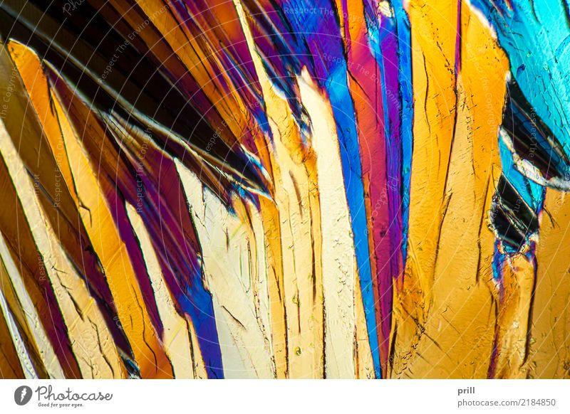 colorful Sucrose micro crystals Natur Beleuchtung Hintergrundbild außergewöhnlich Wissenschaften leicht Zucker Kristallstrukturen Mineralien künstlich
