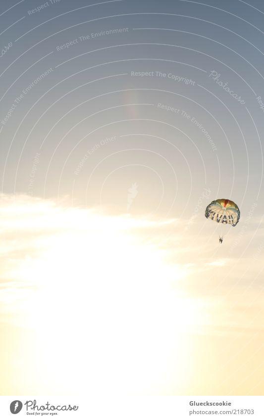 sailing Freude harmonisch Erholung ruhig Freizeit & Hobby Ferien & Urlaub & Reisen Ausflug Abenteuer Ferne Sommer Sommerurlaub Sport Seil Natur Luft Himmel