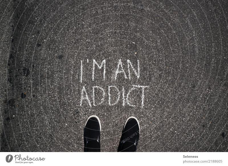 Geständnis Gesundheitswesen Rauchen Rauschmittel Alkohol Medikament Fuß Schuhe Zeichen Schriftzeichen Schilder & Markierungen Hinweisschild Warnschild Wahrheit