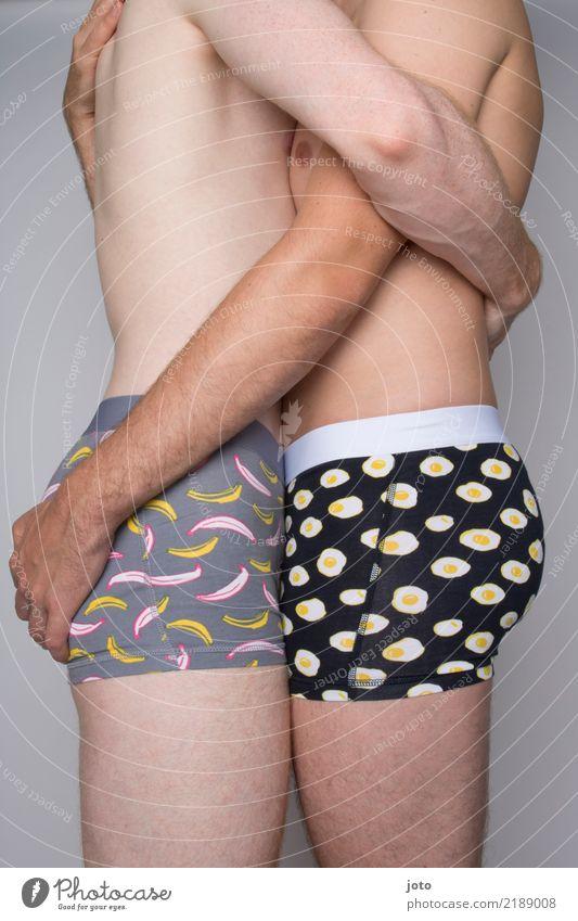 close Jugendliche nackt Junger Mann Erotik Liebe Freiheit Paar Zusammensein maskulin berühren Vertrauen Leidenschaft Gesäß Partnerschaft Vorfreude