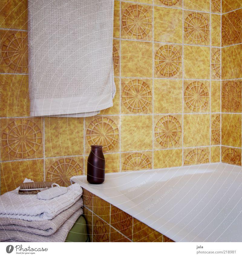 Schaumbad Weiß Gelb Erholung Braun Wohnung Frisch Wellness Bad Sauberkeit  Häusliches Leben Fliesen U. Kacheln