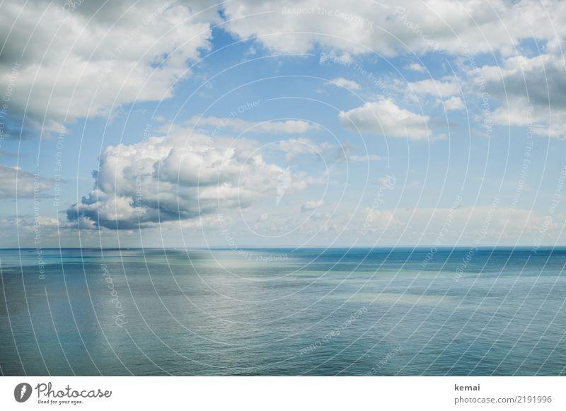 Die Wolke II Leben harmonisch Wohlgefühl Zufriedenheit Sinnesorgane Erholung ruhig Freizeit & Hobby Ferien & Urlaub & Reisen Ausflug Abenteuer Ferne Freiheit