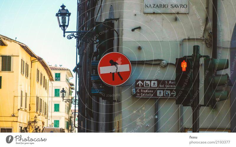 Stoppschild Verkehr Straßennamenschild Verkehrszeichen Halt Verkehrsschild stoppen Warnschild Schilder & Markierungen Hinweisschild Warnhinweis bedrohlich