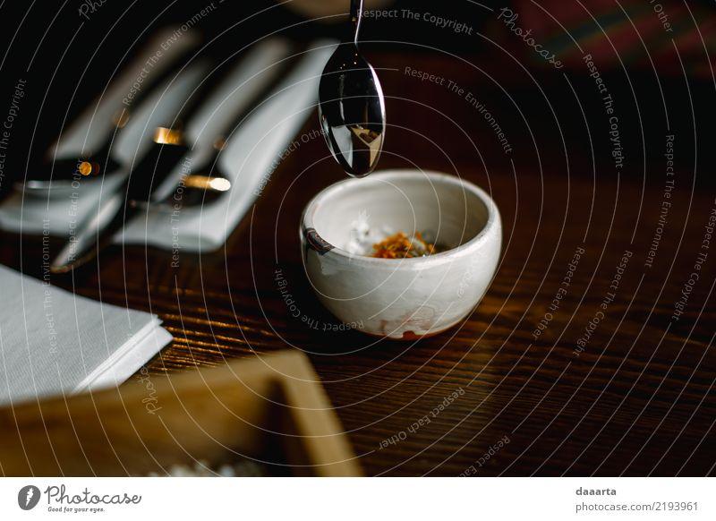 Geschmack Lebensmittel Snack Anlasser Vorspeise Ernährung Essen Schalen & Schüsseln Besteck Löffel Lifestyle Stil harmonisch Freizeit & Hobby Abenteuer Freiheit