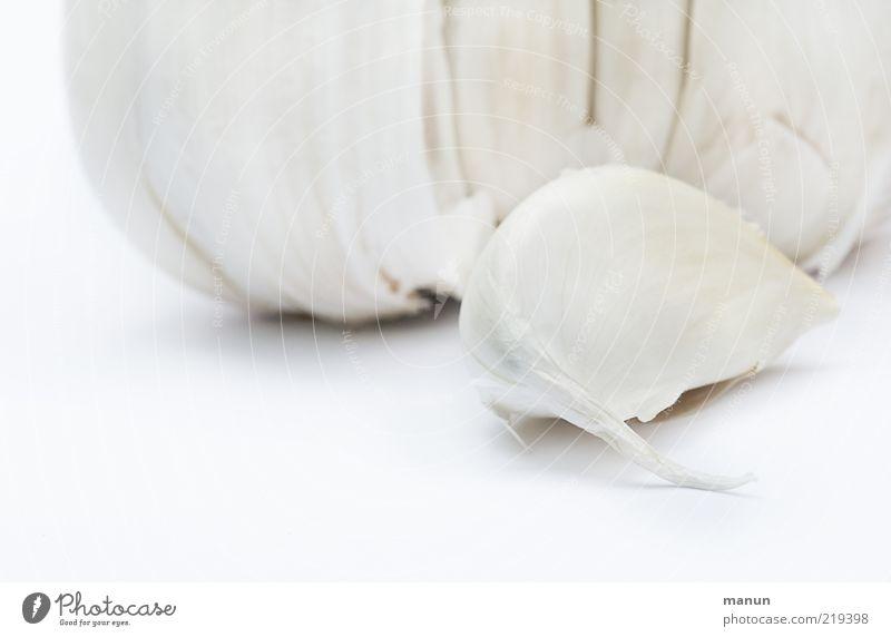 Verhütungsmittel Lebensmittel Gemüse Kräuter & Gewürze Ernährung Bioprodukte Vegetarische Ernährung Knoblauch Knoblauchzehe Knoblauchknolle Geruch Duft stinkend