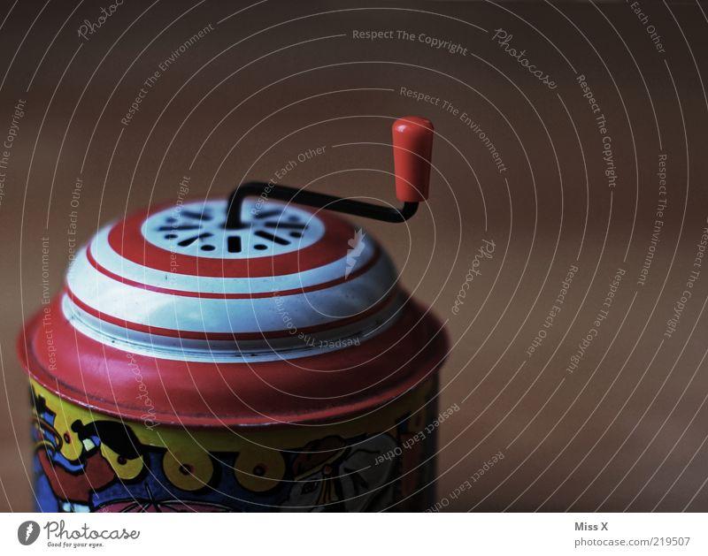 Musicbox Freude Spielen Musik Freizeit & Hobby Spielzeug Kindheit drehen Dose Büchse Musikinstrument musizieren Spieldose