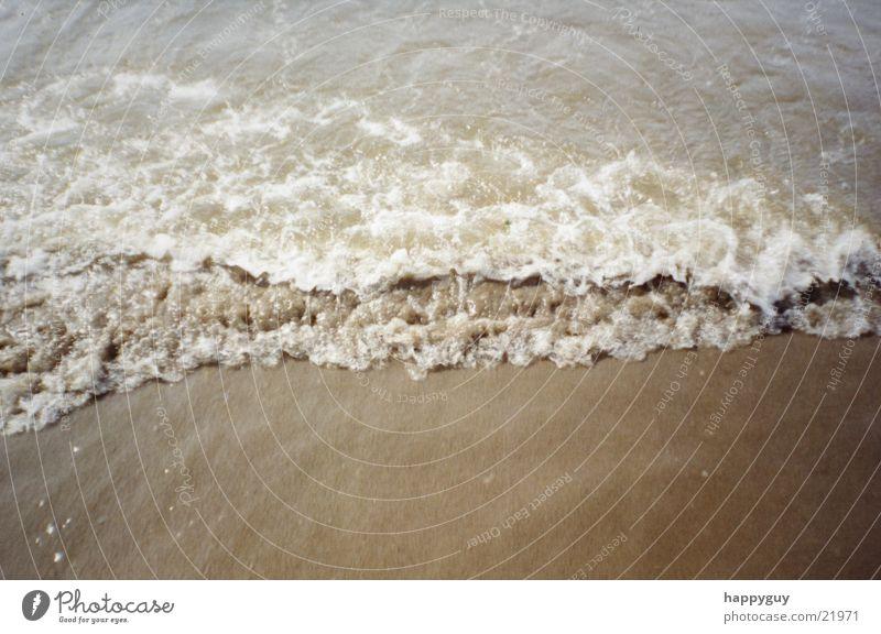 Meer Wasser Sommer Strand Wellen