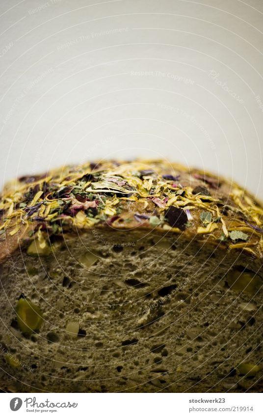 Buntes Brot Ernährung Lebensmittel authentisch natürlich Kräuter & Gewürze lecker Duft Brot Backwaren Bioprodukte Teigwaren Kruste Vollkorn Körnerbrot
