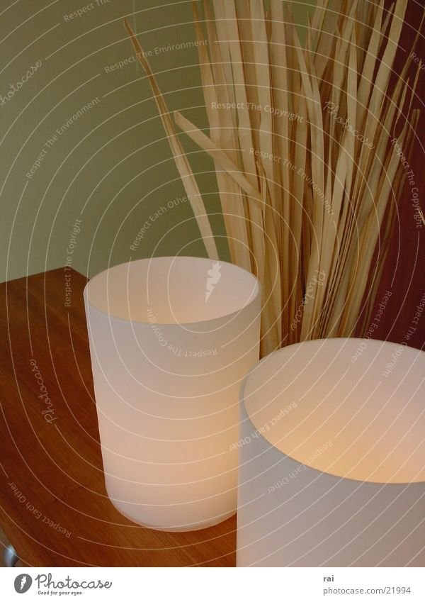home Lampe Stil Design Häusliches Leben