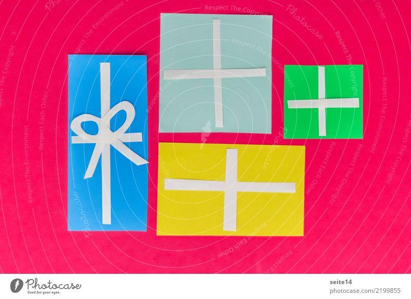 Present – Geschenk Kind Weihnachten & Advent rot Freude Anti-Weihnachten Liebe Hintergrundbild Geburtstag Hochzeit Überraschung Stillleben Vorfreude Basteln