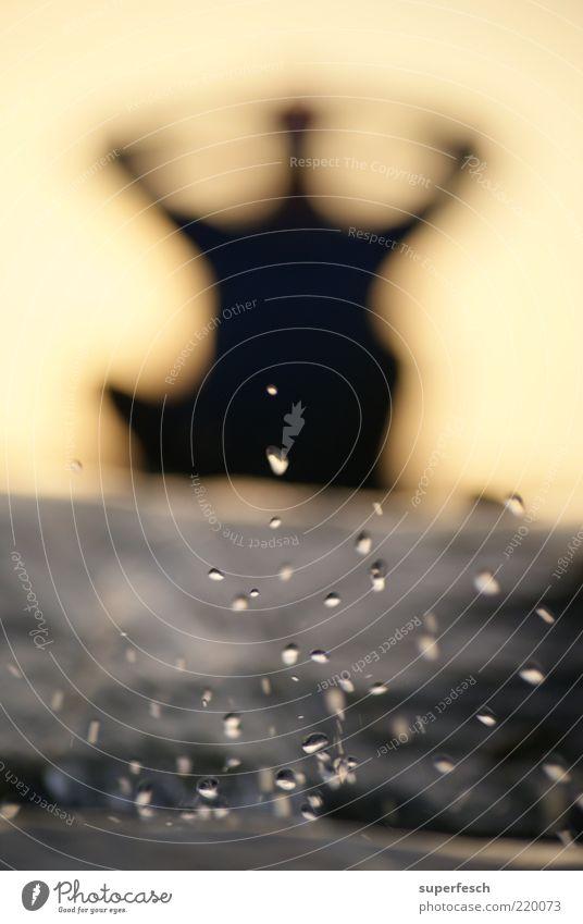 Schwarza 3 Natur Wasser ruhig nass Wassertropfen harmonisch Wohlgefühl spritzen