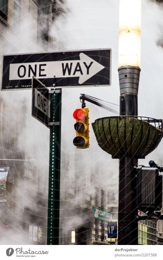 Das NY Klassikerbild Ferien & Urlaub & Reisen Tourismus Ausflug Sightseeing Städtereise Stadt Stadtzentrum Sehenswürdigkeit Wahrzeichen Neugier Interesse