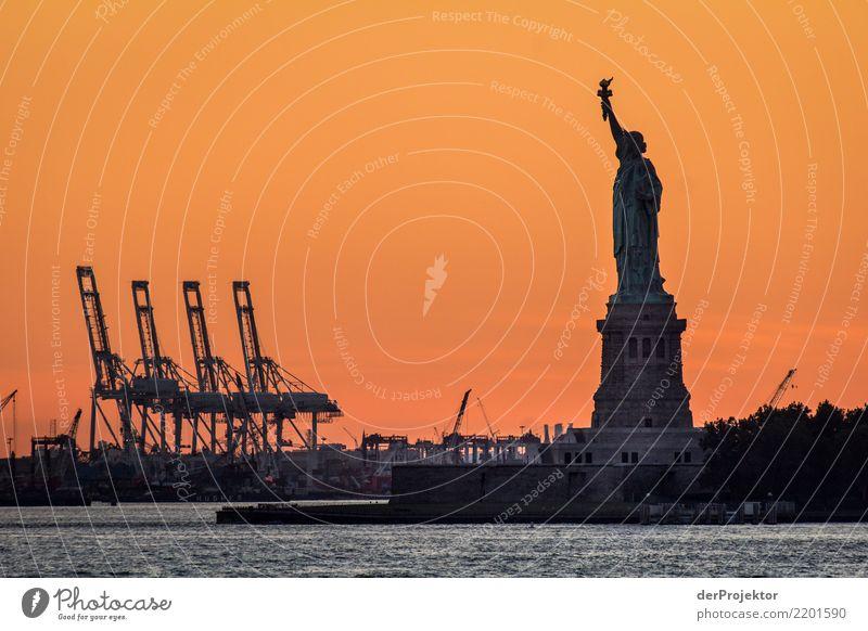 Das NY Klassikerbild 3 Ferien & Urlaub & Reisen Stadt Ferne Traurigkeit Tourismus Freiheit Ausflug authentisch Abenteuer Neugier Hoffnung Sehenswürdigkeit