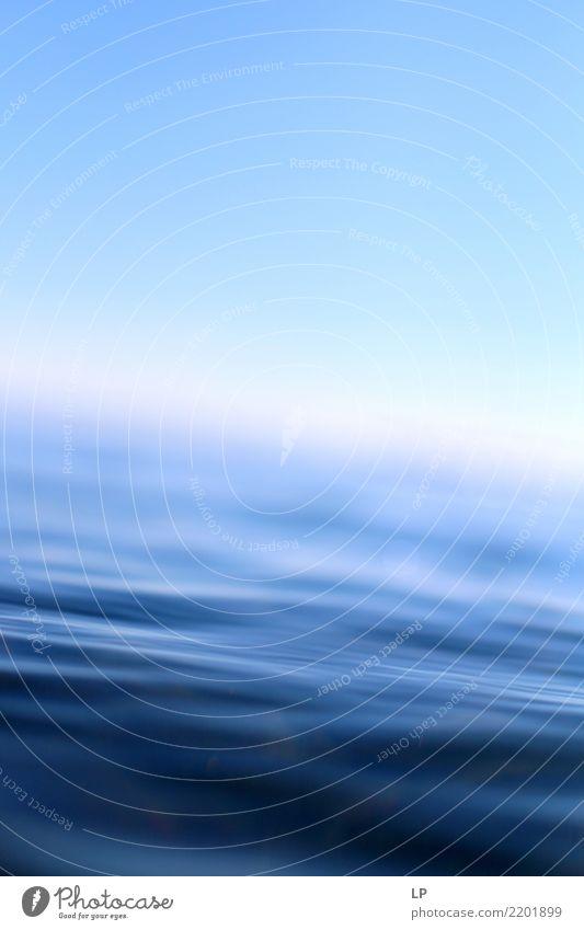Schwarzmeerblau Lifestyle Wellness Leben harmonisch Wohlgefühl Zufriedenheit Sinnesorgane Erholung ruhig Meditation Ferien & Urlaub & Reisen Schwimmen & Baden