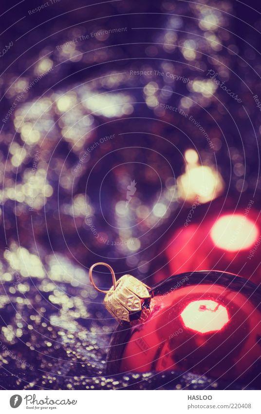 Weihnachten & Advent rot Winter schwarz Farbe dunkel Feste & Feiern Kunst Hintergrundbild neu weich Dekoration & Verzierung Reichtum Jahr Vorhang