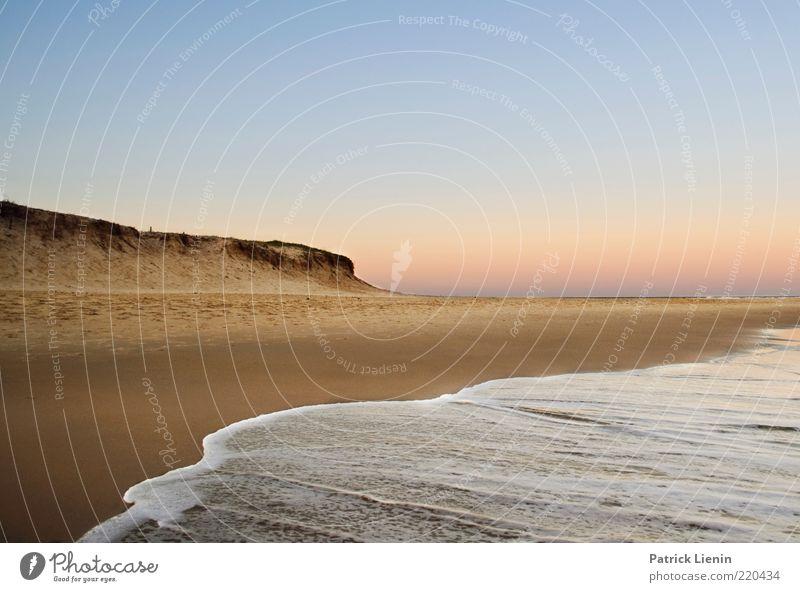 Australia Umwelt Natur Landschaft Urelemente Luft Wasser Himmel nur Himmel Wolkenloser Himmel Sommer Wetter Schönes Wetter Wellen Küste Strand Meer beobachten