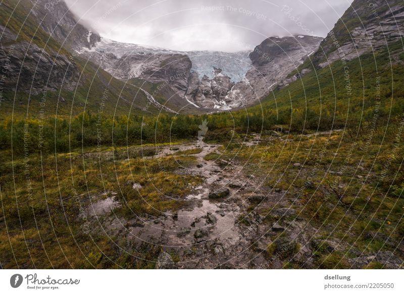Beautiful Planet 2 Ferien & Urlaub & Reisen Ferne Freiheit Berge u. Gebirge wandern Umwelt Natur Landschaft Urelemente Wasser Herbst Wetter Eis Frost Sträucher