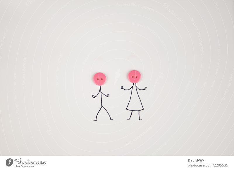 Männlein & Weiblein Häusliches Leben Bildung Mensch maskulin feminin Mädchen Junge Frau Erwachsene Mann Geschwister Bruder Schwester Paar Partner Kindheit