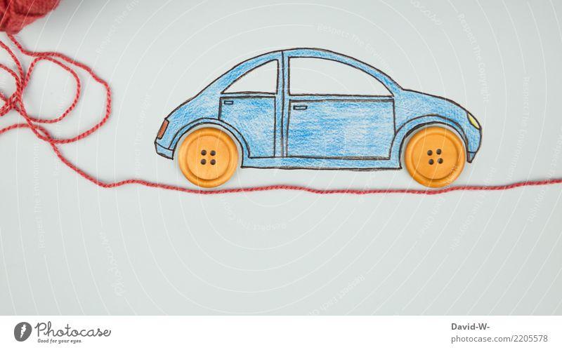 Auto - Kunst Mensch - ein lizenzfreies Stock Foto von Photocase