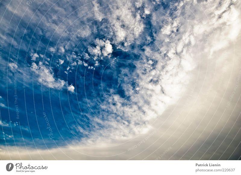 Cold Summer Natur Himmel blau Sommer Wolken grau Luft Stimmung Wind Wetter Umwelt bedrohlich Klima Sturm Unwetter
