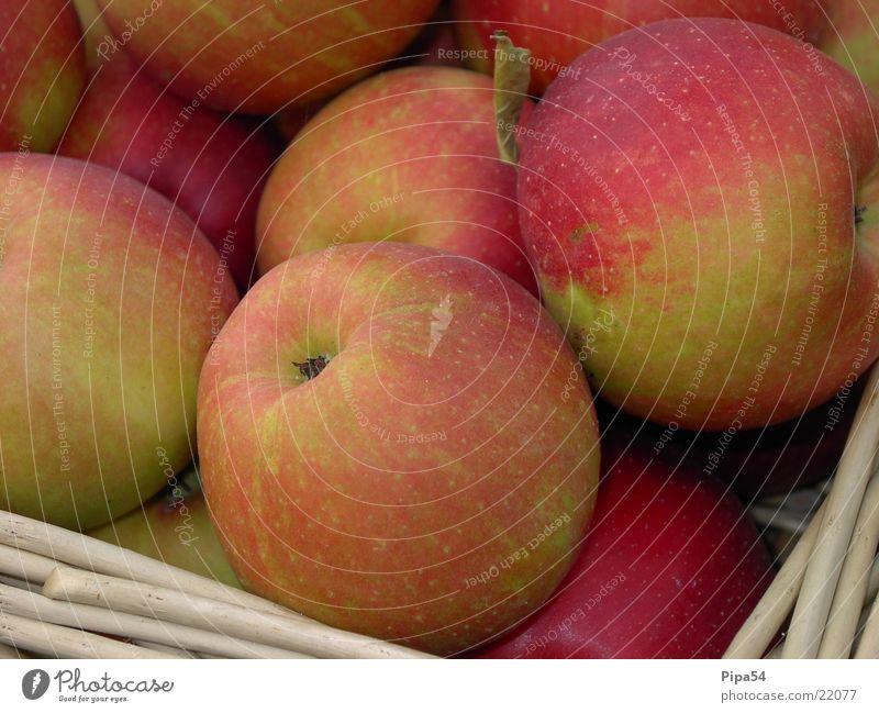 Herbstäpfel Natur Gesundheit Essen. Obst Apfel