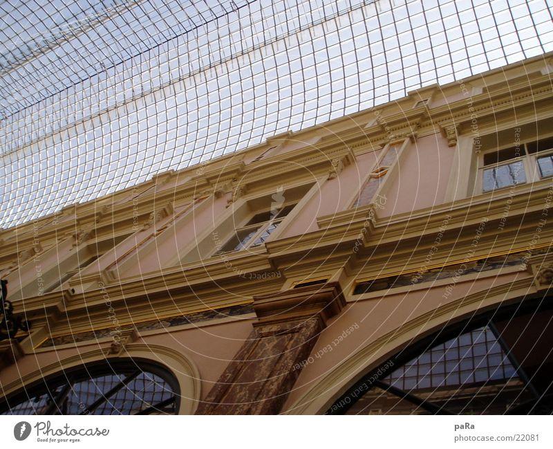 Einkaufsgasse alt Wand Gebäude historisch