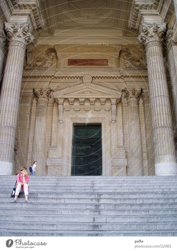 Justizgebäude Gebäude Architektur historisch Justiz u. Gerichte Belgien