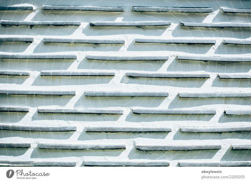 Ziegelwand Natur alt weiß rot schwarz natürlich Design retro heimwärts Etage Tapete Konsistenz Grunge Zement