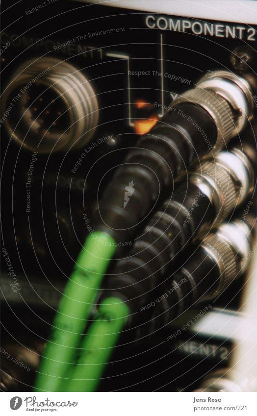 component Stecker Elektrisches Gerät Technik & Technologie technic Kabel