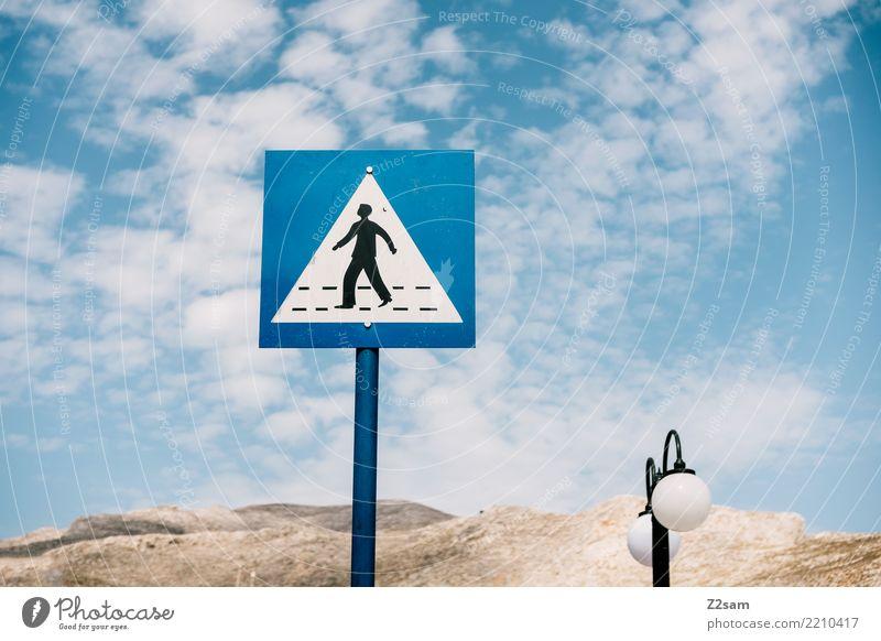 über den Wolken Himmel Natur Ferien & Urlaub & Reisen blau Sommer Stadt Farbe Landschaft Berge u. Gebirge Wärme Umwelt natürlich Freiheit Design Zufriedenheit