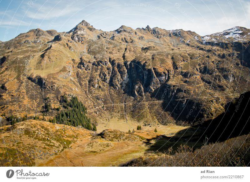 Wanderwetter III Ferien & Urlaub & Reisen Tourismus Ausflug Ferne Freiheit Berge u. Gebirge wandern Umwelt Natur Landschaft Pflanze Tier Herbst Schönes Wetter
