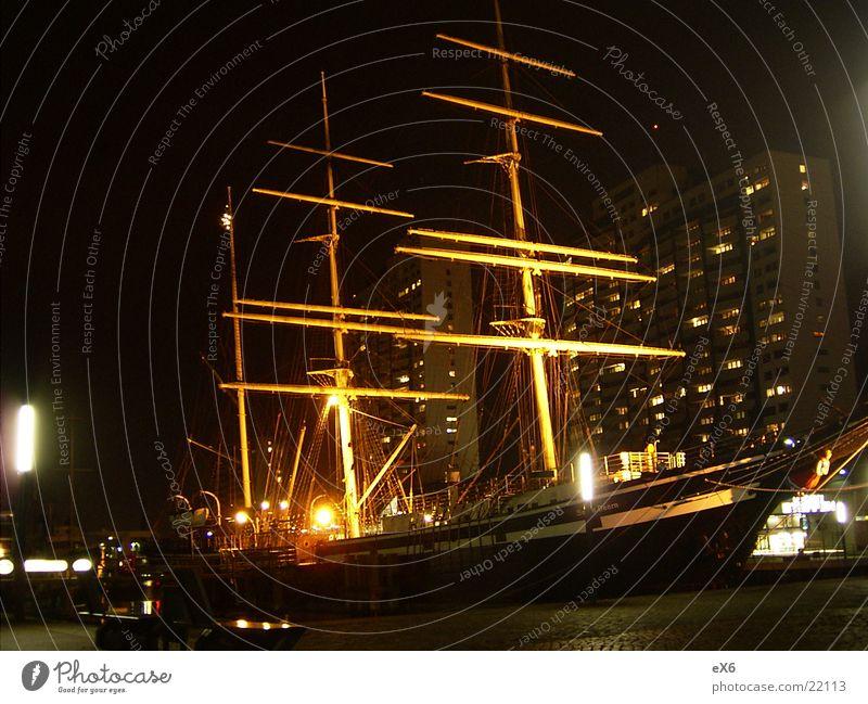 Seute Dern Wasserfahrzeug historisch Segel Segelschiff Bremen Bremerhaven