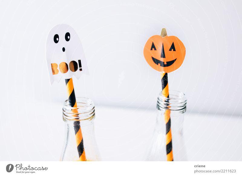 Abschluss oben der Halloween-Partygetränke - ein lizenzfreies Stock ...