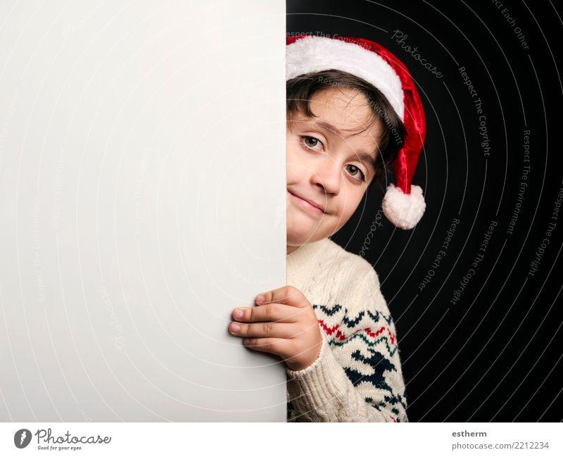 Kind Mensch Ferien & Urlaub & Reisen Weihnachten & Advent Winter Lifestyle Gefühle lachen Feste & Feiern Party maskulin Kindheit Lächeln Fröhlichkeit Abenteuer