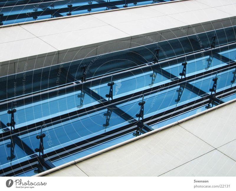 blue windows1 Haus Fenster Architektur Glas Stahl