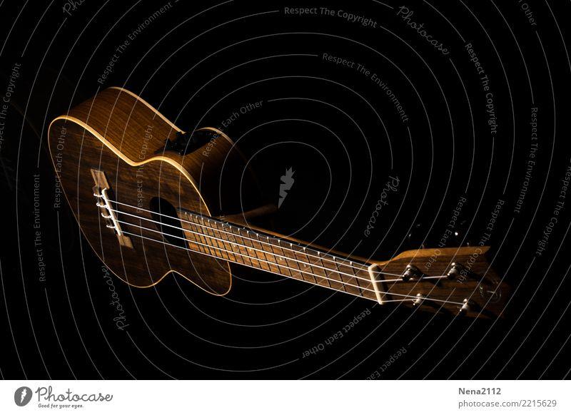 Ukulele 01 Freude Gefühle Kunst Stimmung Freundschaft Musik Warmherzigkeit Leidenschaft Vorfreude Konzert Bühne Band Begeisterung Musikinstrument Ausdauer