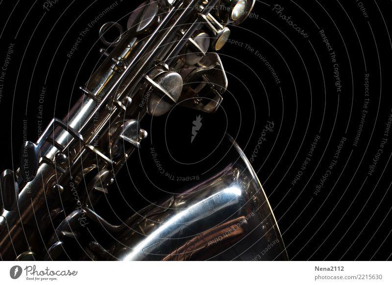 Saxophon 02 Kunst Musik Musik hören Konzert Open Air Bühne Oper Band Musiker Orchester Gefühle Stimmung Freude Lebensfreude Vorfreude Begeisterung fleißig