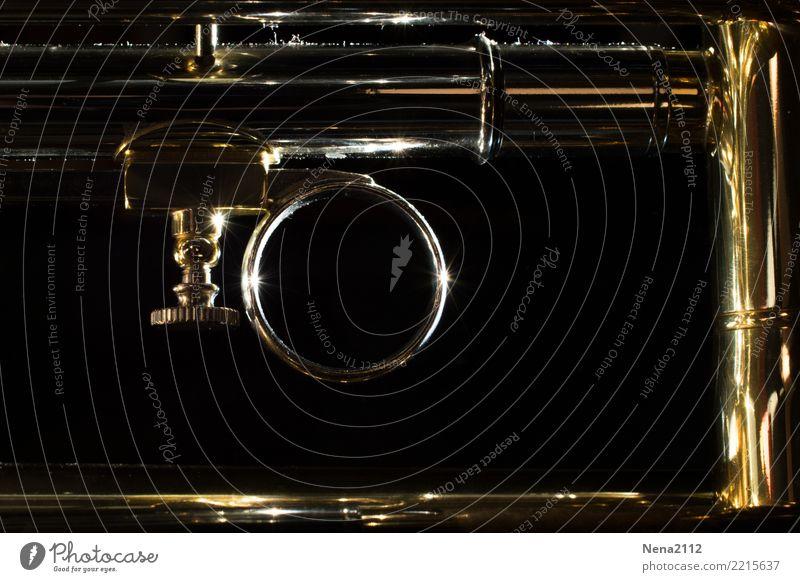 Trompete 06 Gefühle Kunst Stimmung Musik Kraft Erfolg rund Konzert Bühne Band Musikinstrument Ausdauer beweglich Musiker Reinheit fleißig