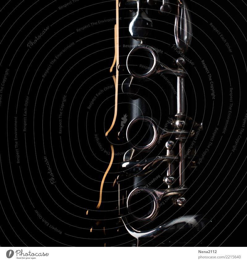 Klarinette - Q1 Kunst Musik Musik hören Konzert Open Air Bühne Oper Band Musiker Orchester fantastisch schön Holzblasinstrumente Tasteninstrumente schwarz