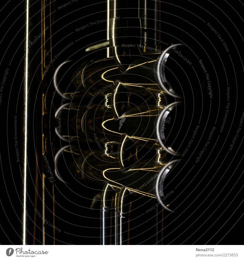 Trompete - Q5 Kunst Musik Musik hören Konzert Open Air Bühne Oper Band Musiker Orchester fantastisch Musikinstrument dunkel graphisch Blasinstrumente