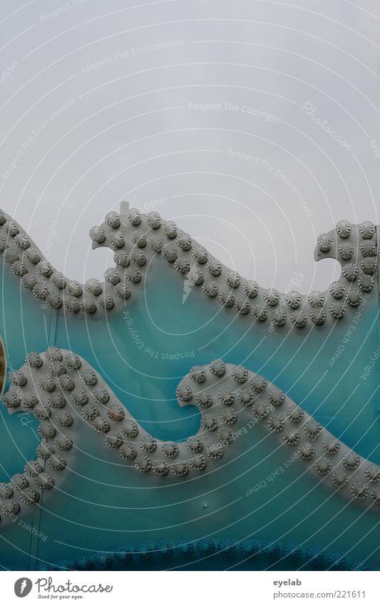 Lichtwellenleiter (666) Technik & Technologie Unterhaltungselektronik Wasser Himmel Wellen Meer Mauer Wand Fassade Dekoration & Verzierung Holz Glas Kunststoff