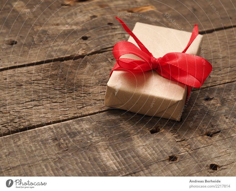 Weihnachtsgeschenk Feste & Feiern Weihnachten & Advent Verpackung Paket Dekoration & Verzierung Schleife Liebe Vorfreude Freundschaft dankbar Freude birthday