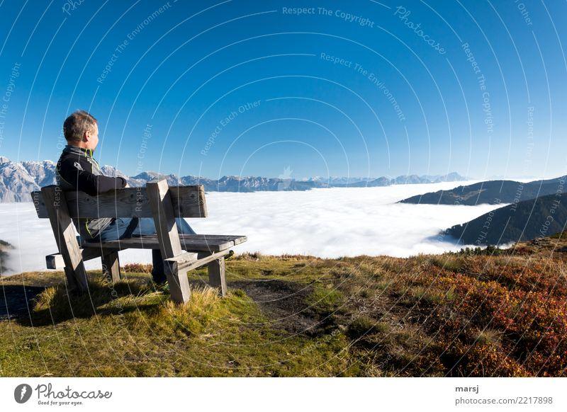 Die ent | Spannung | genießen harmonisch Wohlgefühl Zufriedenheit Erholung ruhig Meditation Ferien & Urlaub & Reisen Ausflug Ferne Freiheit Berge u. Gebirge