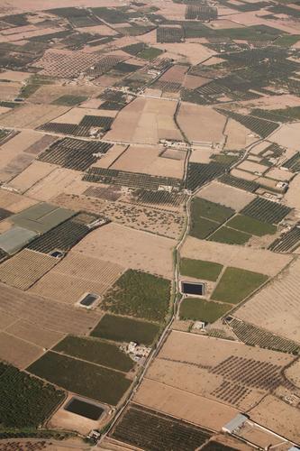 #A# wenig Landwirtschaft Landschaft Umwelt ästhetisch Schönes Wetter Klima Klimawandel gießen Marokko