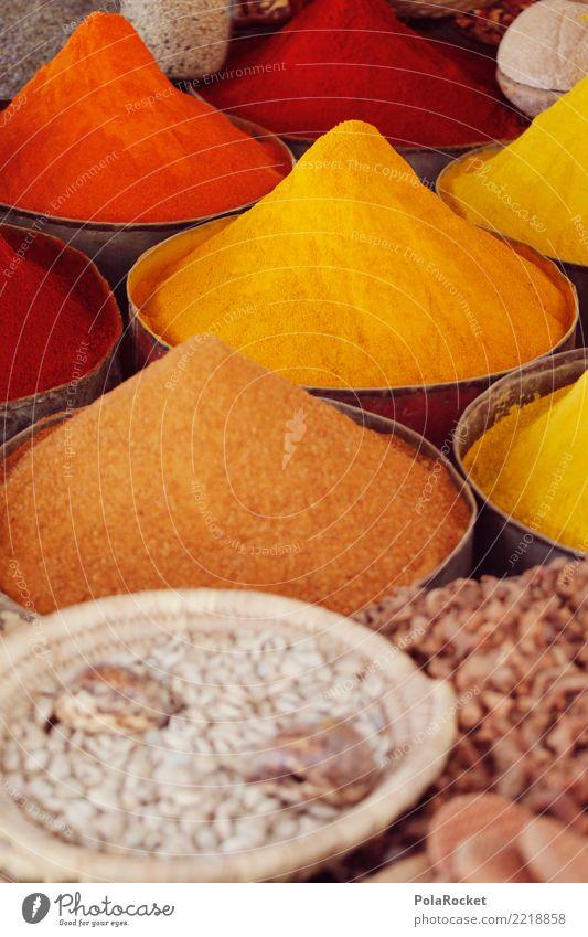 #A# Würziges Pulver Lebensmittel Kräuter & Gewürze ästhetisch Gewürzpfeffer Gewürzladen Arabien Naher und Mittlerer Osten Orientalische Küche Curry