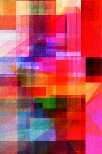 Geometrische Formen Farbe Freude Lifestyle Hintergrundbild Stil Kunst Business außergewöhnlich rosa Design Linie retro elegant ästhetisch authentisch