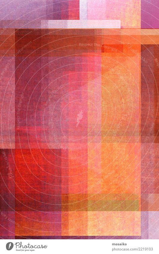 Geometrische Formen Weihnachten & Advent schön gelb Lifestyle Hintergrundbild Stil Kunst rosa Design Linie retro elegant ästhetisch Kreativität Kultur
