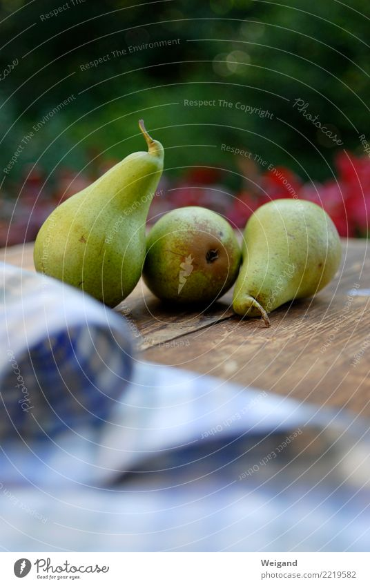 Dreifaltigkeit ruhig Herbst Gesundheit Lebensmittel Frucht Ernährung frisch authentisch einfach 3 Wellness Wohlgefühl harmonisch Ernte Bioprodukte Frühstück
